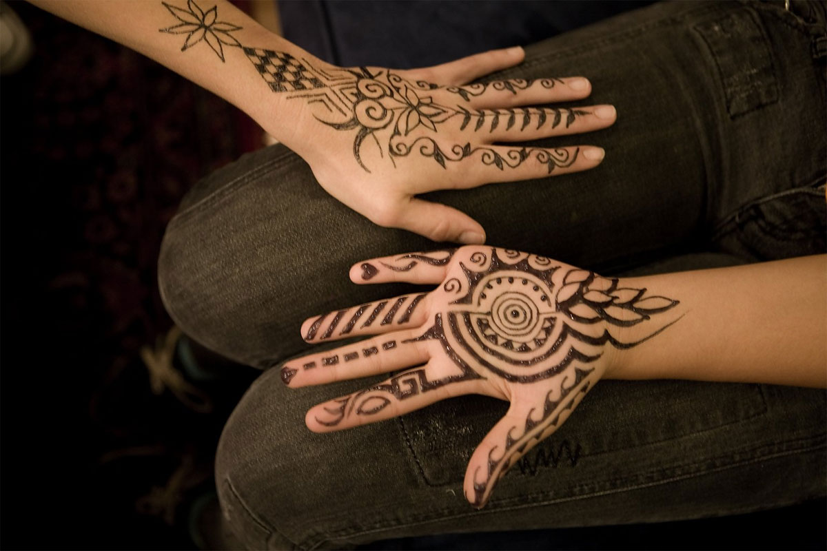 Jagua Temporary Tattoo Gallery Photos Of Black Temp Tats