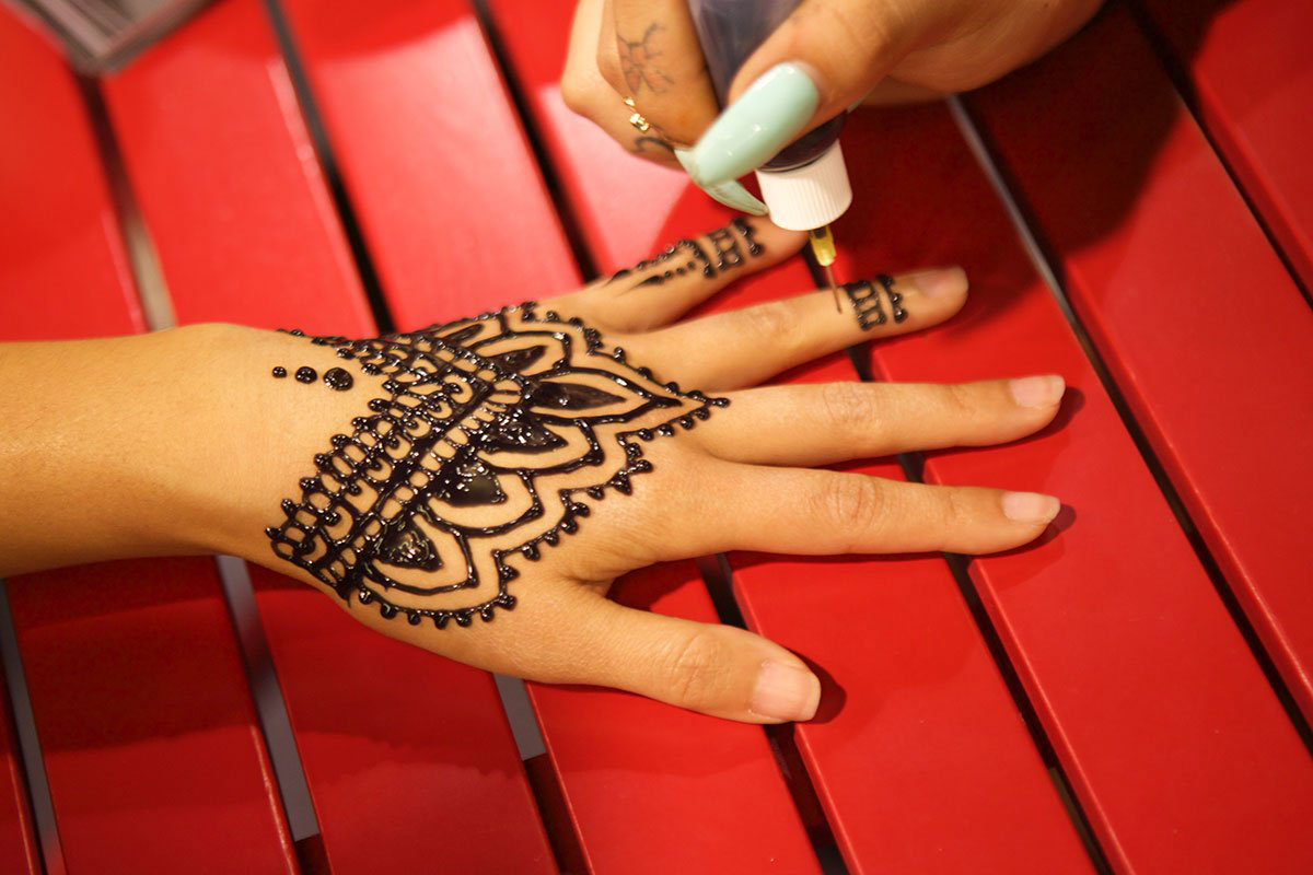 Lookbook Photo Gallery Of Henna And Jagua Body Art Images