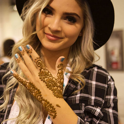 Henna Tattoo Photo Gallery