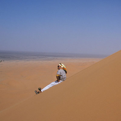 Dunes in Morocco