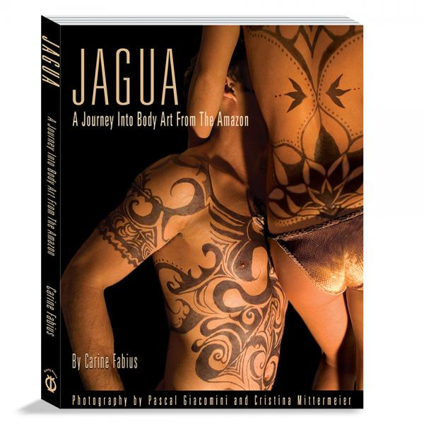 Jagua book: Front cover