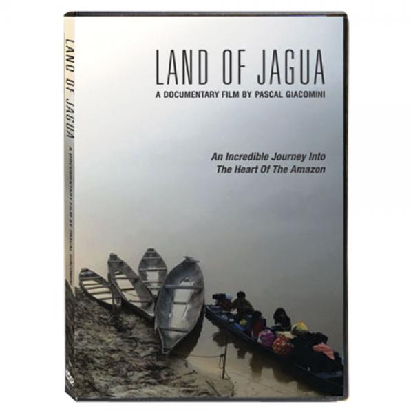 Land of Jagua DVD Cover