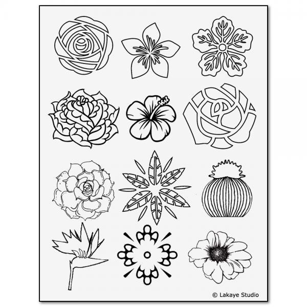 Earth Henna Premium Body Painting Kit | Temporary Tattoos
